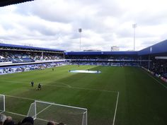 Loftus Road - London - Queens Park Rangers FC Queens Park Rangers Fc, Civil Engineering Projects, Bristol Rovers, English Football League, Football Stadiums, London Calling, Over The Years, How To Memorize Things, Memories