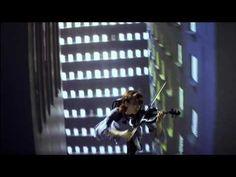 ▶ Lindsey Stirling - 'Crystallize' - Live at the YouTube Music Awards (YTMA) - YouTube