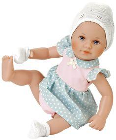 Amazon.com: Kathe Kruse Baby Mein Louisa Doll: Baby