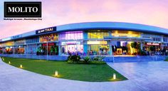 Located in Madrigal Avenue corner Commerce Avenue Alabang, Muntinlupa City across Alabang Town Center.   A perfect hub to relax with its scenic landscaped park, drooling fine dining restaurants and coffee shops, etc.