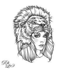 Another amazing Rik Lee illustration