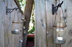 How To: Make a Mason Jar Lantern