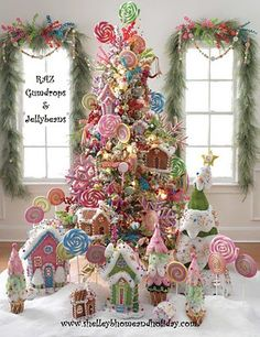 Candy Christmas how cute is this idea..