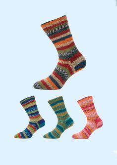 Gratis opskrift på strikkede printede strømper Crazy Socks, Hobbies And Crafts, Knitting Socks, Stitch, Sweaters, Fashion, Tricot, Socks, Amigurumi