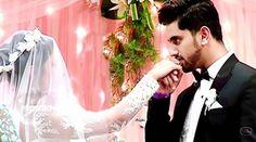❤ Love Couple, Best Couple, Beautiful Couple, Cute Girl Poses, Cute Girls, Zain Imam, Bride Groom Dress, Arya, Ol