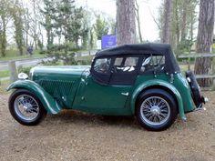 1934 Singer Nine Sports Four-Seater