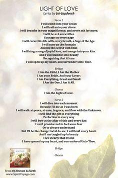 Jai-Jagdeesh: Light of Love