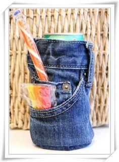 20 maneras de reciclar tus jeans viejos
