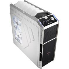 Gabinete Gamer XPREDATOR X1 EN57080 Branco AEROCOOL Cód.: 59713 - Loja SpaceMR