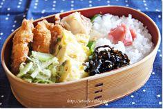 チキンカツ弁当 / chicken katsu bento