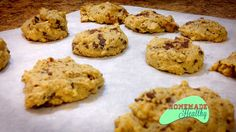 Almond Flour Chocolate Chip Cookies,Low Carb, Gluten Free, Wheat Free Cookie Recipes video recipe – The Most Practical and Easy Recipes Low Carb Chocolate Chip Cookies, Keto Chocolate Chips, Keto Cookies, Healthy Cookies, Yummy Cookies, Almond Cookies, Healthy Chocolate, Chocolate Chocolate, Healthy Snacks