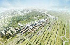 Aalborg_University_Hospital_Schmidt_Hammer_Lassen_Architects_Implantação (1)