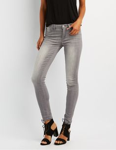 "Refuge ""Skin Tight Legging"" Jeans 