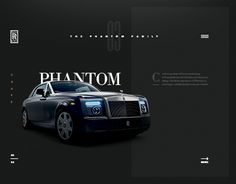 "Check out new work on my @Behance portfolio: ""Rolls-RoyceMotorCars.com"" http://on.be.net/1Eszxm1"