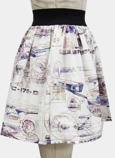 Star Trek Skirt