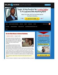 You Can Make Money In Internet Marketing