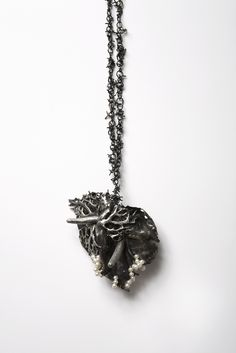 The Needle Files: Mari Ishikawa - Parallel Worlds @ Legnica Jewellery Festival Silver.