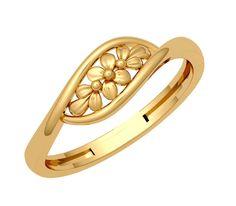JewelOne 22k (916) Yellow Gold The Orosja Ring