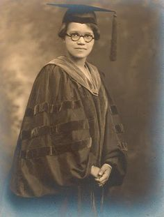 Sadie T.M. Alexander, (January 2, 1898 – November 1, 1989) first African-American woman to receive a Ph.D. in the United States, the first woman to receive a law degree from the University of Pennsylvania Law School, and the first national president of Delta Sigma Theta Sorority, Incorporated