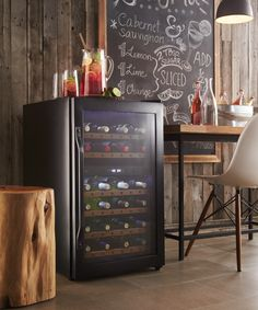 Danby Wine Cooler DWC040A2BDB Great for any wine lover. Fits with any home Decor