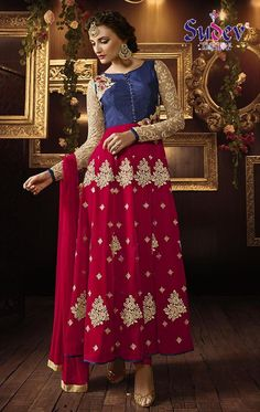 Trendy Red Color Party Wear Salwar Suit #salwarsuit #salwarkameez #dresses #womenfashion #womendresses #partywearsuit #embroderysalwarsuit #anarkalisalwarsuit #buyonlinesalwarsuit #designersalwarsuit #salwarsuitdesign #latestcollection #designercollection #buyonlinesalwarsuit #clothing #fashion #weddingwearsalwarsuit #onlinesalwarsuit #redcolorpartywearsuit #embroiderysalwarsuit #designersalwarsuitforpartywear