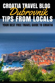 Croatia Travel Blog. What to do in Dubrovnik. Located in southern Croatia on the Adriatic Sea Dubrovnik has been exquisitely preserved to maintain its medieval charm. Here is what to do in Dubrovnik this year. Click to find out more.