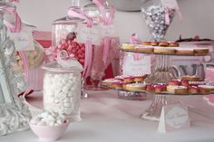 Sugar Coated Events: Pin Wedding Candy Buffet