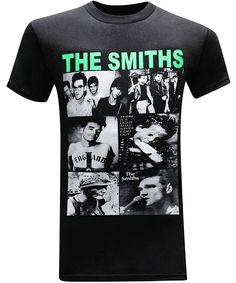 b2a9eefd Click to Buy << The Smiths Compilation Classic Rock Band Men's T-Shirt  Print Tee Men Short Sleeve Clothing #Affiliate