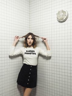 Maslovsaslov: Sacred Monster Alexa Chung for New York...