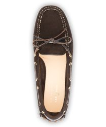 driving shoes lux suede