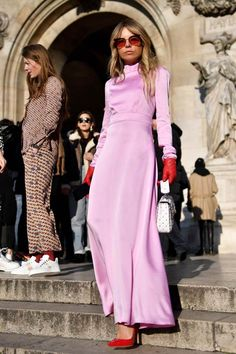 The Best Fashion From The Couture Fashion Week Front Row Street style fashion Fashion Fail, Look Fashion, Korean Fashion, Fashion Outfits, Fashion Tips, Fashion Trends, Fashion Bloggers, Ladies Fashion, Dress Fashion