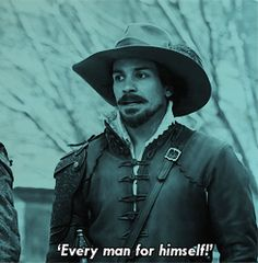 """12 Reasons Why BBC One's """"The Musketeers"""" Is Fantastic"""