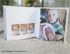 Newborn album layout Album Design, Book Design, Diy Design, Design Layouts, Photo Canvas, Canvas Photos, Wedding Album Layout, Quad Cities, Baby Album