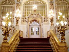 The Graz Opera, Austria