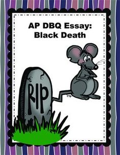 Student Essay Sample about The Black Plague