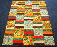 Joe and Bunny Filer of Mahomet, IL made and donated this quilt to Hopes & Dreams.