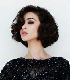 20. Frisur für Kurzes, krauses Haar