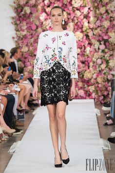 Oscar de la Renta Spring-summer 2015 - Ready-to-Wear