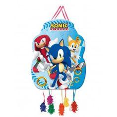 c57eefdec Las 28 mejores imágenes de Fiesta cumpleaños Sonic   Cumpleaños de ...