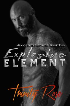 Renee Entress's Blog: [Cover Reveal] Explosive Element by Trinity Rose