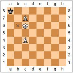 Iată cele două poziții de bază de șah mat cu doi nebuni (pe pătrate colorate opuse), care pot apărea în orice colț. Orice, Poker, Playing Cards, Games, Playing Card Games, Gaming, Game Cards, Plays, Game