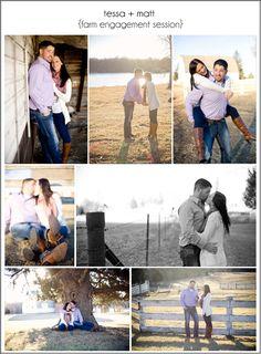 the event studios - farm wedding photographer in Minnesota - featured on I Love Farm Weddings blog