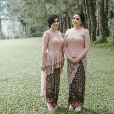 Kebaya Muslim, Kebaya Hijab, Muslim Dress, Kebaya Lace, Kebaya Dress, Hijab Dress, Big Size Dress, The Dress, Model Kebaya Modern