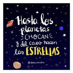 ✨Ánimo ✨ que tengan bonita semana #lunesmotivacionoso #caos #estrella #universe…