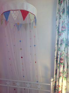 Ikea mosquito net tent
