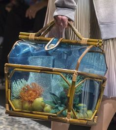 Aquarium bags at Marco de Vincenzo Howleen Wolf, No Ordinary Girl, Catty Noir, Vogue Beauty, Monster High, Aquarium, Instagram Posts, Cute, How To Wear