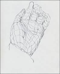 cross contour drawing - Google Search