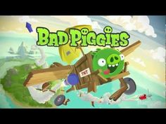Bad Piggies official gameplay trailer - video writing prompt (media lit too)