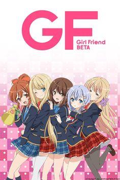Crunchyroll - Girl Friend BETA Full episodes streaming online for free