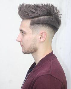 Haircut by ryancullenhair http://ift.tt/1POdBnd #menshair  #hairstyles #barbers